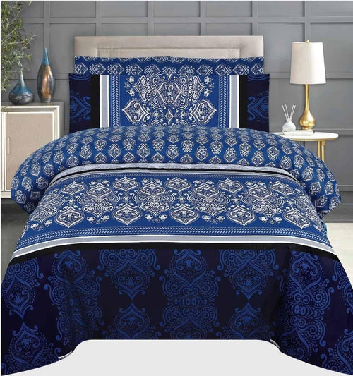 Comforter Set 6 Pcs Design 174 - Chenab Stuff