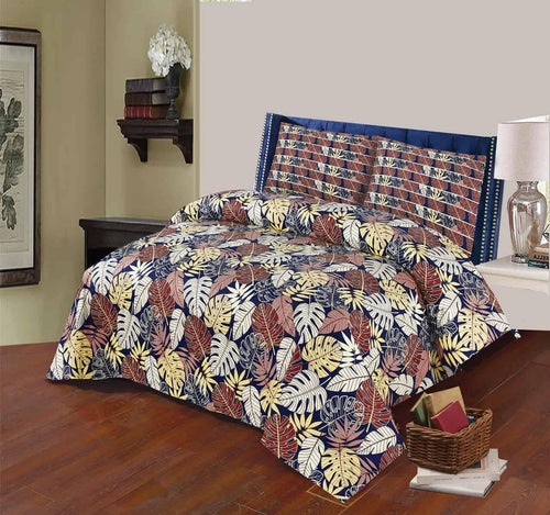 Bed Sheet Design AK 205 - Chenab Stuff