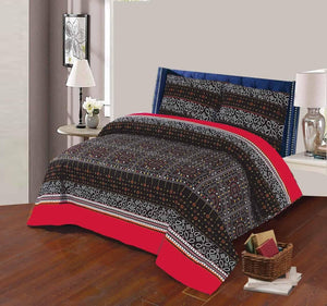 Bed Sheet Design AK 208