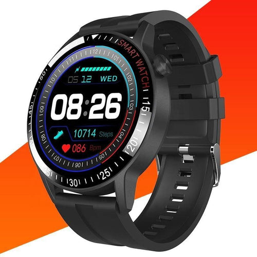 B30 Hot Sale Full Touch SmartWatch Waterproof Android Smart Watch With Heart Rate Monitoring B30 Smart Watch Waterproof - Chenab Stuff