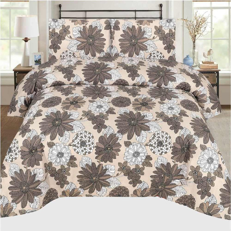 Bed Sheet Design AMJ-N-705