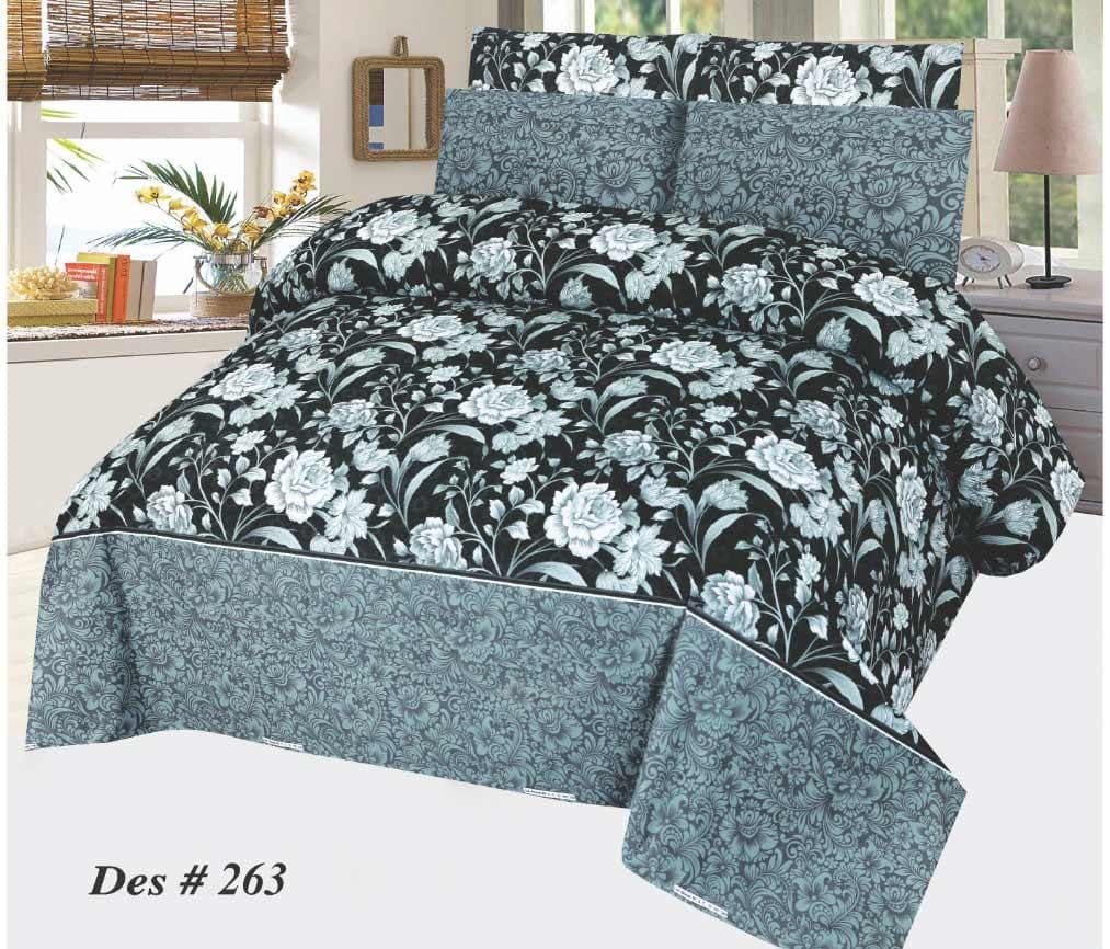 Bed Sheet Design SC-GA-260