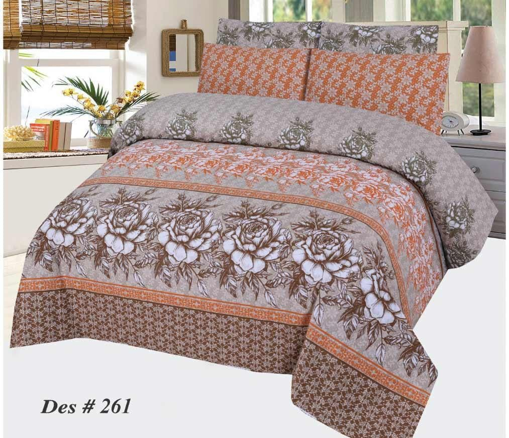 Bed Sheet Design SC-GA-261
