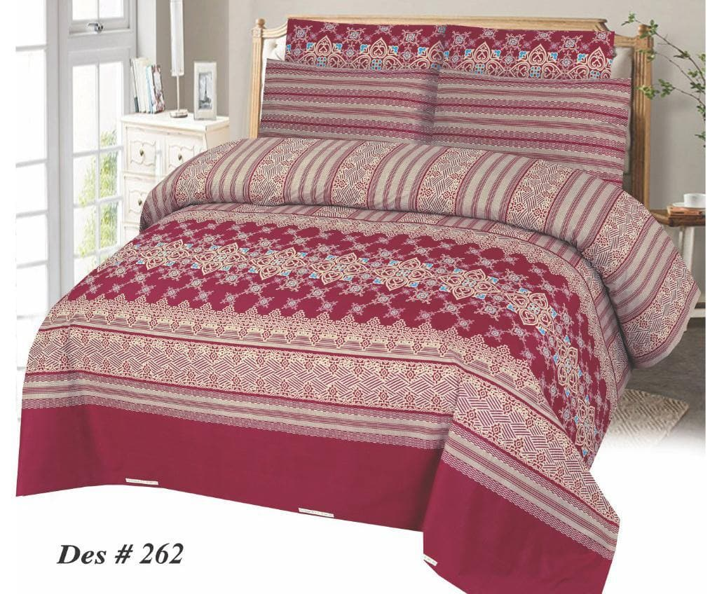 Bed Sheet Design SC-GA-262
