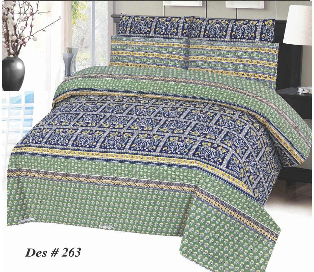 Bed Sheet Design SC-GA-263