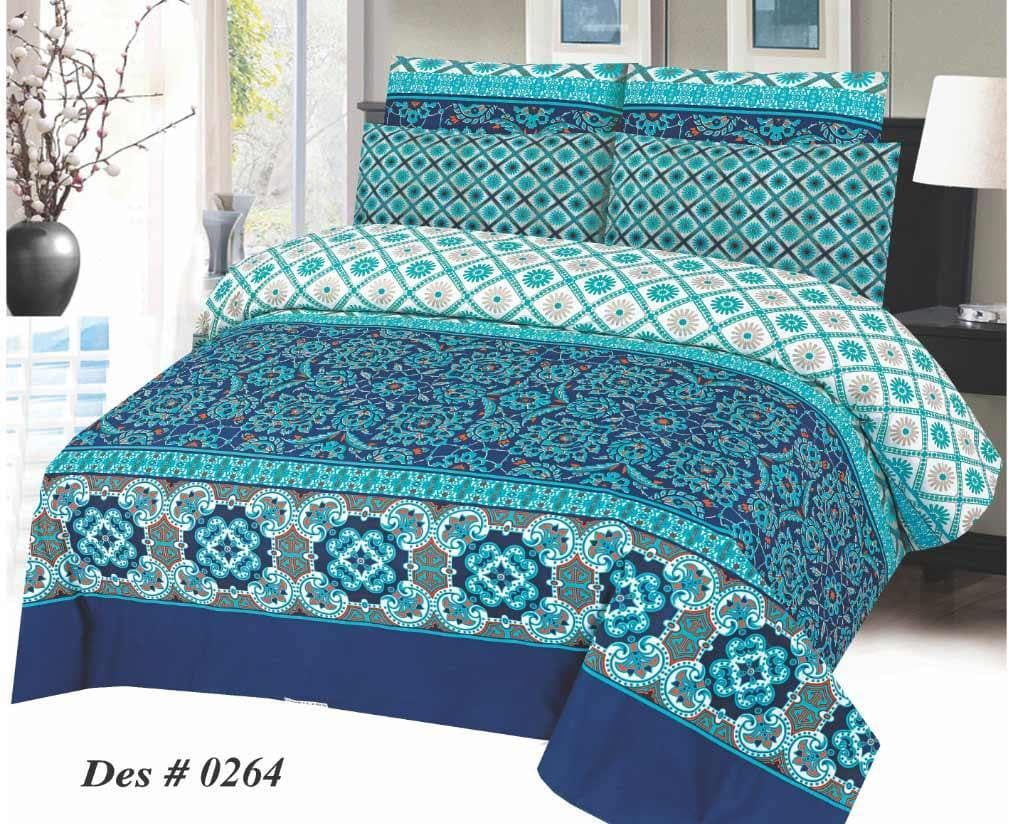 Bed Sheet Design SC-GA-264