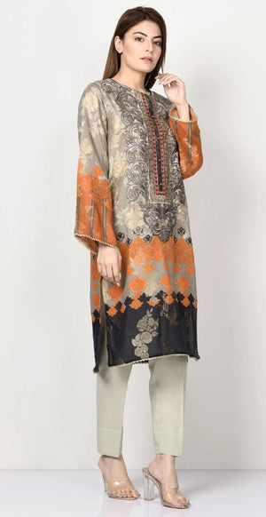 Limelight LT-52 Embroidered Three Piece Linen Collection