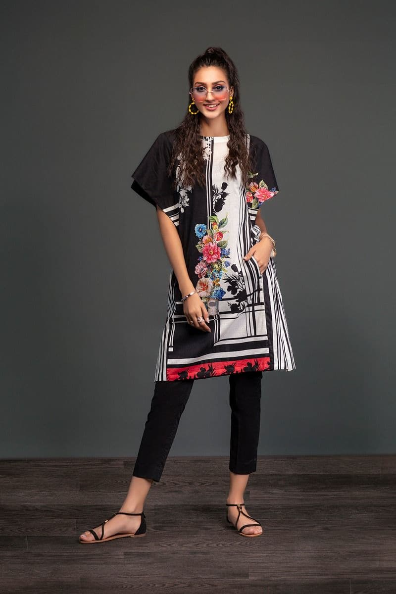 Firdous FR-06 Embroidered Three Piece Lawn Collection