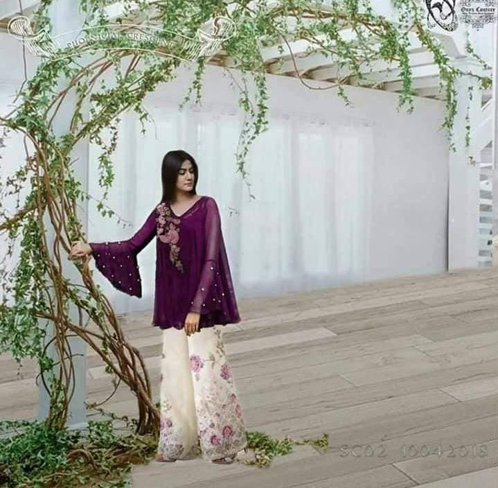 Onyx JL-01 Embroidered Linen two Piece Winter Collection