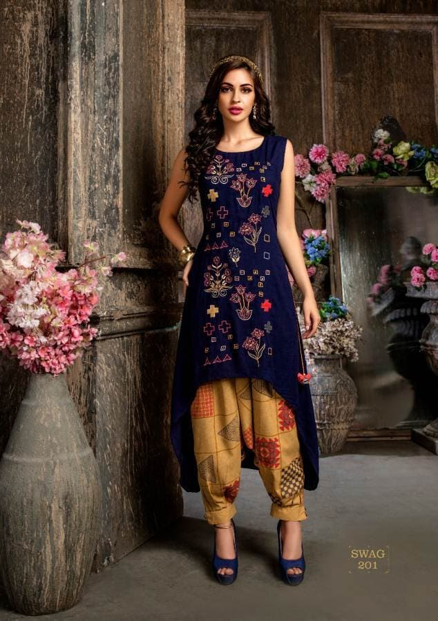 Al karam AKL-06(linen) Embroidered Linen two piece Winter Collection