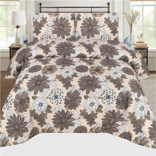Bed Sheet Design AMJ-N-708 - Chenab Stuff