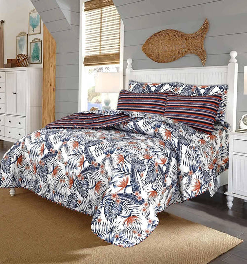 Comforter Set 6 Pcs Design 193 - Chenab Stuff
