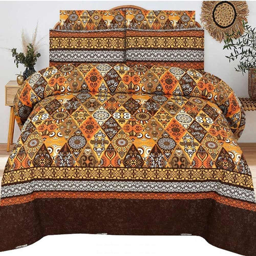 Comforter Set 6 Pcs Design 190 - Chenab Stuff