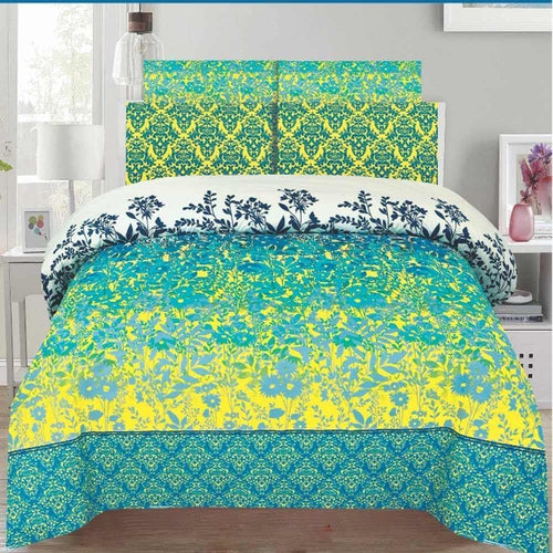 Comforter Set 6 Pcs Design 191 - Chenab Stuff