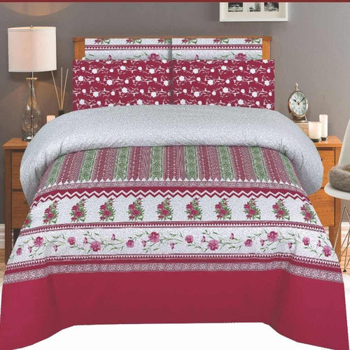 Comforter Set 6 Pcs Design 189 - Chenab Stuff