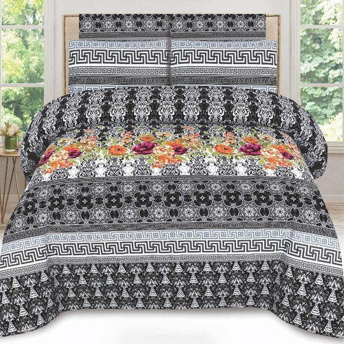 Comforter Set 6 Pcs Design 187 - Chenab Stuff