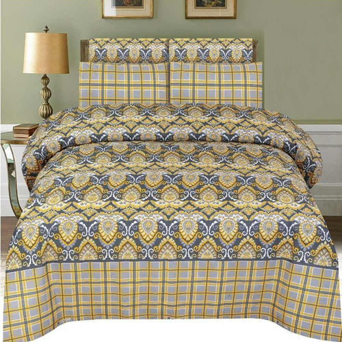 Comforter Set 6 Pcs Design 188 - Chenab Stuff