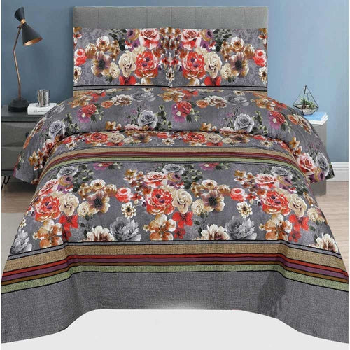 Comforter Set 6 Pcs Design 184 - Chenab Stuff
