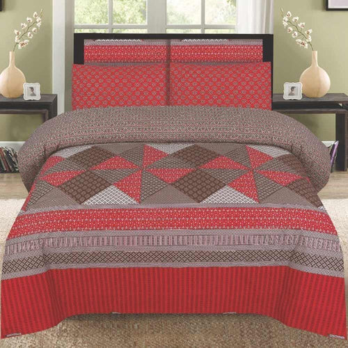 Comforter Set 6 Pcs Design 186 - Chenab Stuff