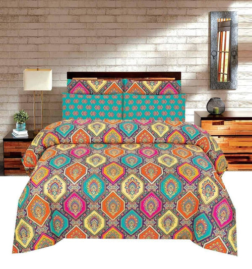 Comforter Set 6 Pcs Design 185 - Chenab Stuff