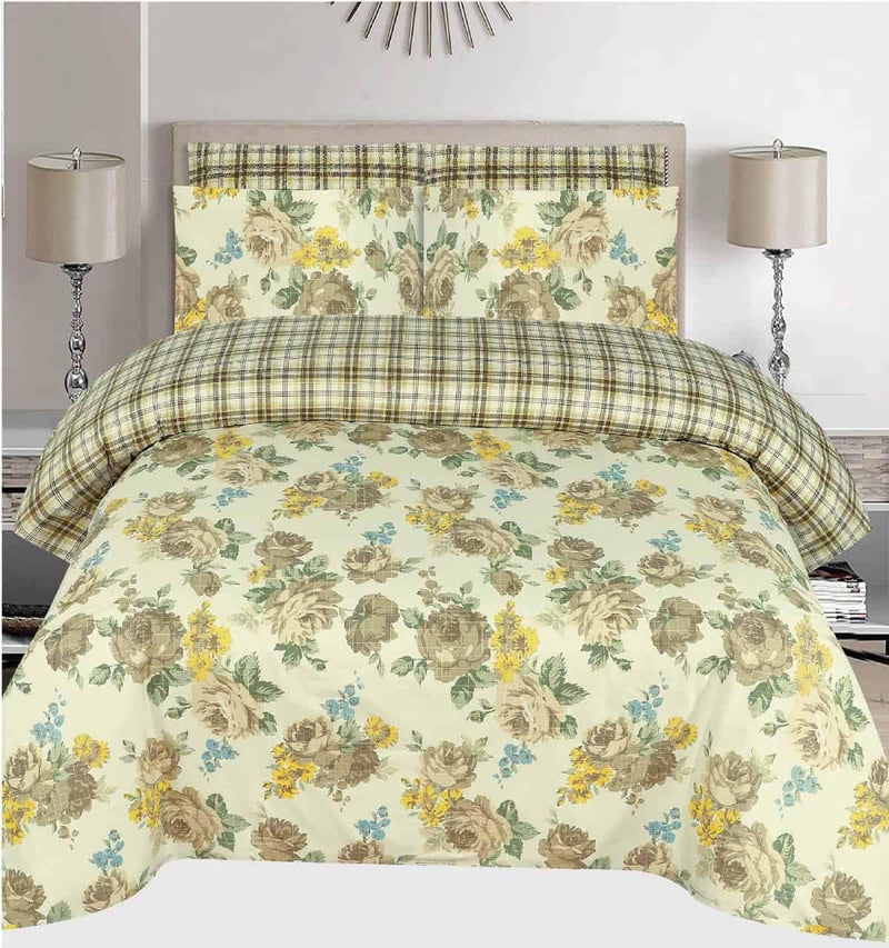Comforter Set 6 Pcs Design 179 - Chenab Stuff