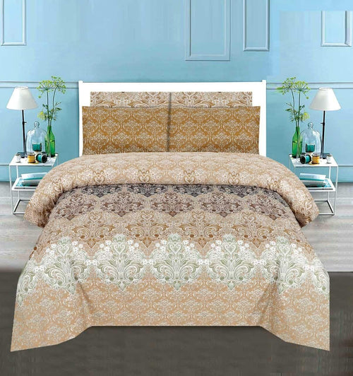 Comforter Set 6 Pcs Design 176 - Chenab Stuff