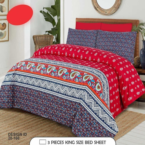 Comforter Set 6 Pcs Design 204 - Chenab Stuff