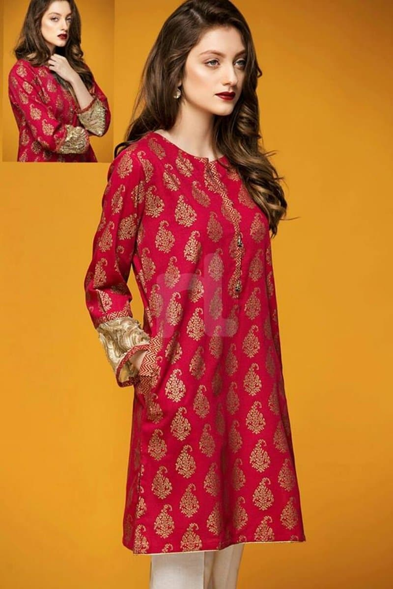 Nishat NL-02 Embroidered 2 Piece Linen Collection