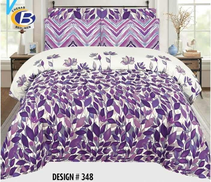 Bed Sheet Design ZC-C-348