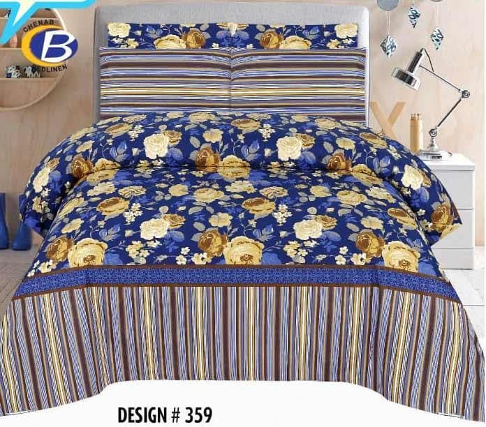Bed Sheet Design ZC-C-359