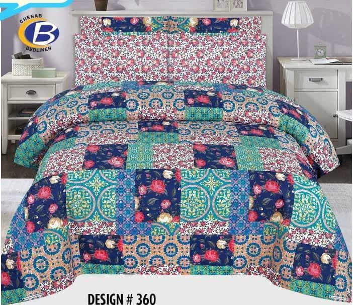 Bed Sheet Design ZC-C-360