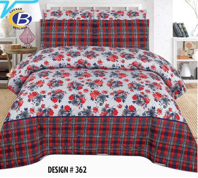 Bed Sheet Design ZC-C-362