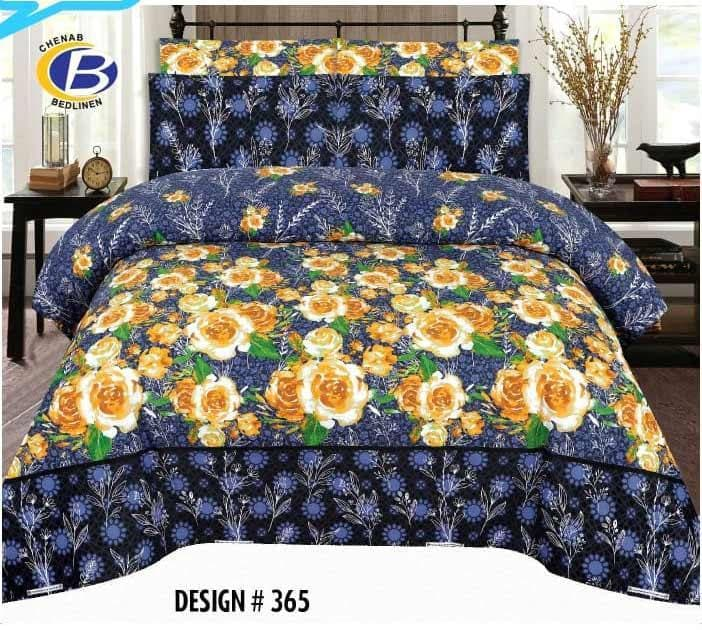 Bed Sheet Design ZC-C-365