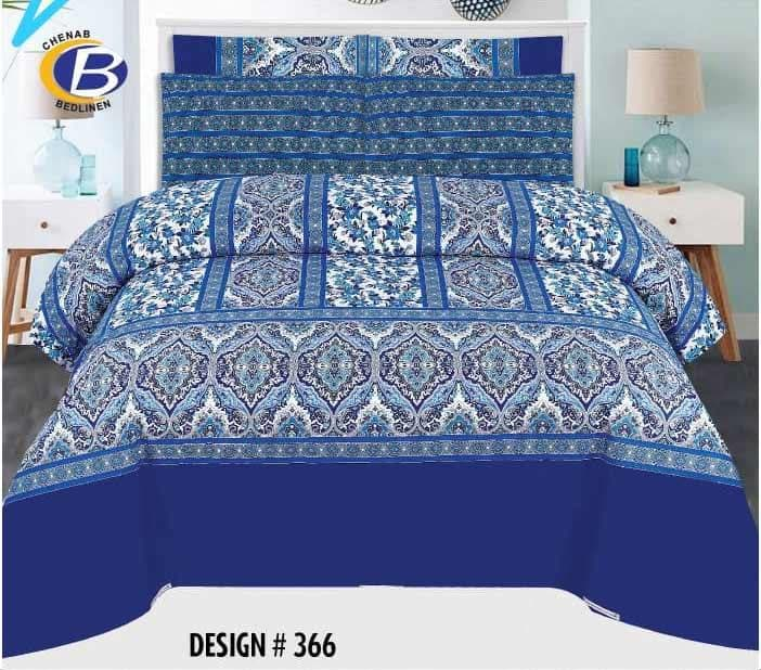 Bed Sheet Design ZC-C-366