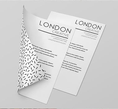 Luxury Letterheads