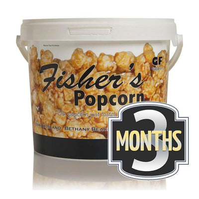 Popcorn Gift Subscription (3 Month)