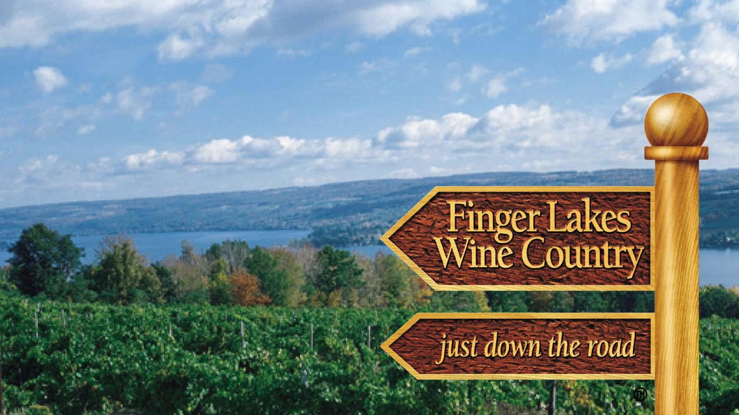 Finger Lakes Wine Class with Julia!