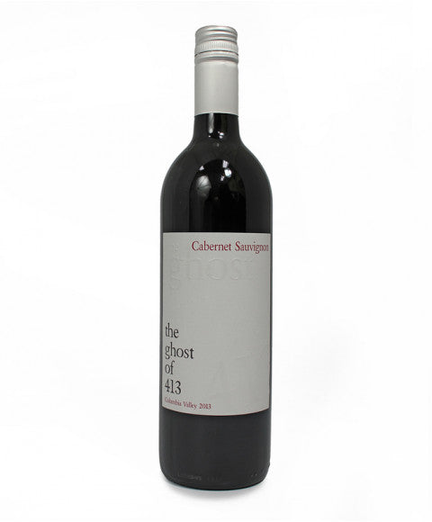Ghost of 413 Cabernet Sauvignon - 1 case