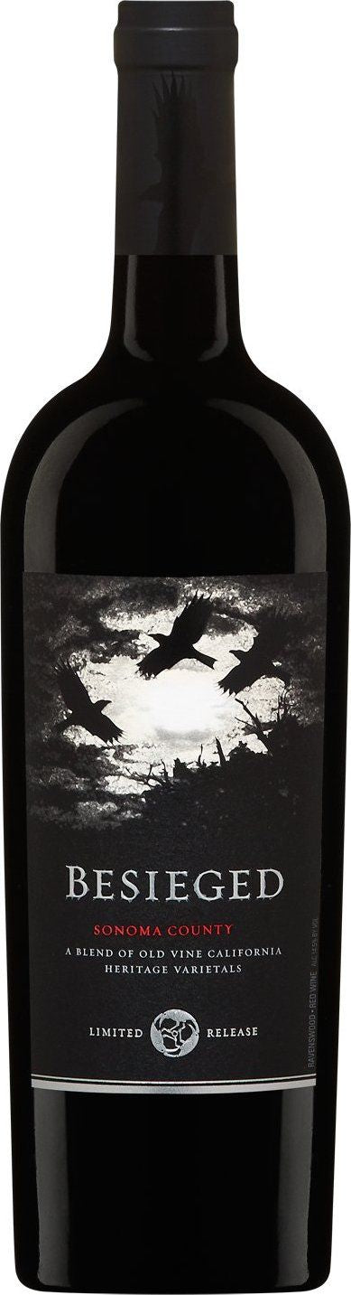 Ravenswood Besieged Sonoma County 2014 - 12 Bottles