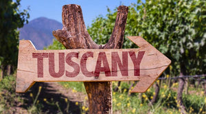 Tuscany Tasting with Julia
