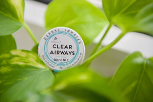 Aromatherapy Inhaler Blend №1 | Clear Airways