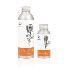 Organic Calendula Oil different sizes available