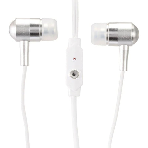 3.5mm Stereo Handsfree Headset White - Bluetooth & Audio