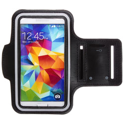 Other Brands Blu Studio 5 5 - Samsung Galaxy S4 -  Fitness Armband, Black
