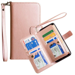 - Limited Edition Multi-Card Wallet Case with Wristlet