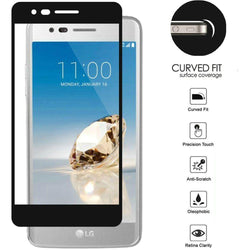 - Full Screen Tempered Glass Protector Black/clear Protectors