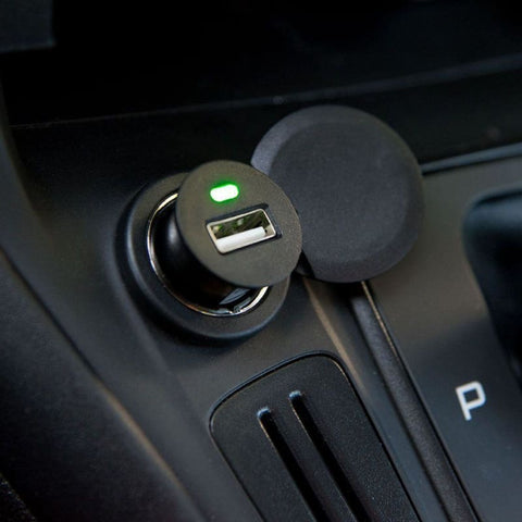 Image of Car Charger Usb Adapter Black - Phone Chargers
