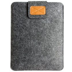 - Felt Wool Tablet Sleeve