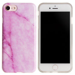- High Definition Marble Design TPU Case
