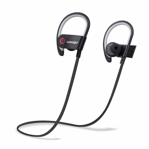 Image of Woozik S102 Wireless Bluetooth Sports Headset Black - Bluetooth & Audio